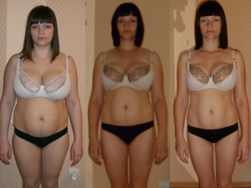 похудеть на 7 кг за два месяца