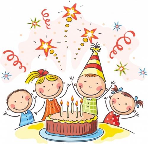 Поздравления с днем рождения детям на английском