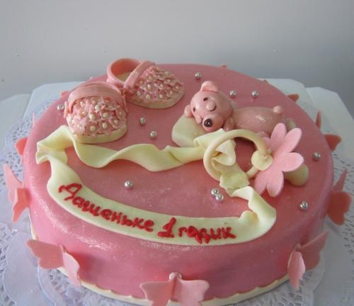 Торт младенец с фото