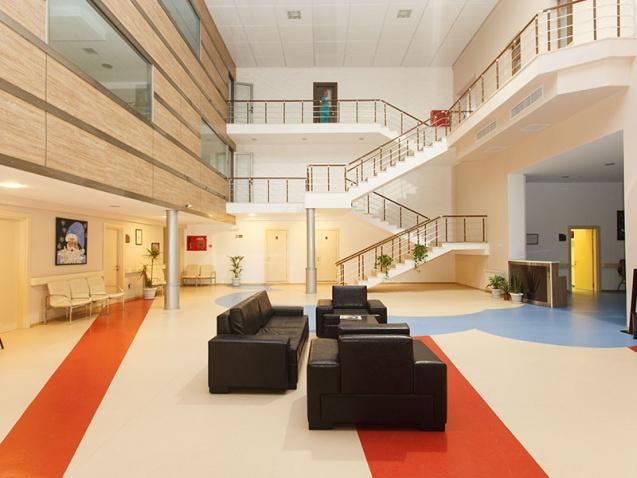 Caspian Clinic Hospital
