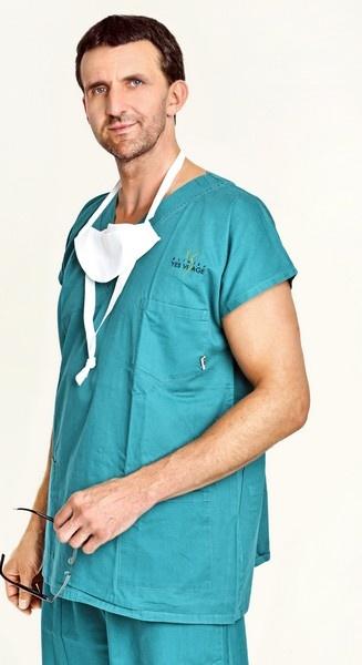 главврач клиники эстетической медицины, пластический хирург Мартин Молитор