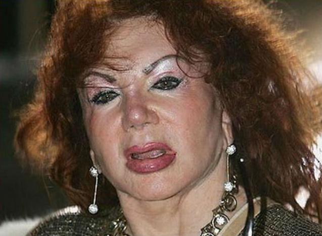 Джекки, мать Сильвестра Сталлоне